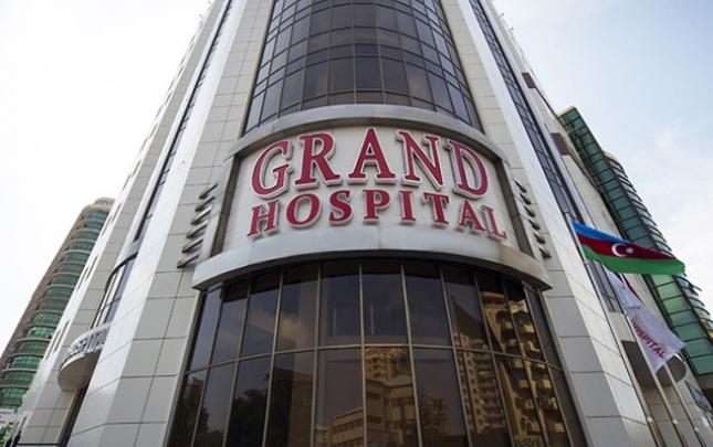 """""""Grand Hospital"""" 56 yaşlı qadını həyata qaytardı"""