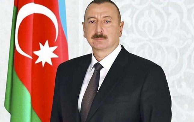 Azərbaycan prezidenti irlandiyalı həmkarını təbrik etdi