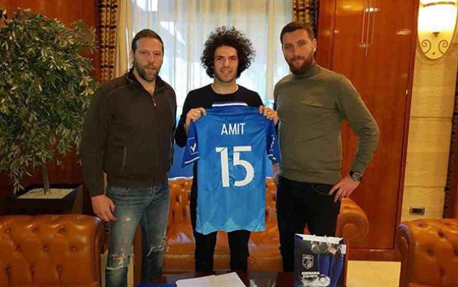 Azərbaycanlı futbolçu Kosovo klubunda