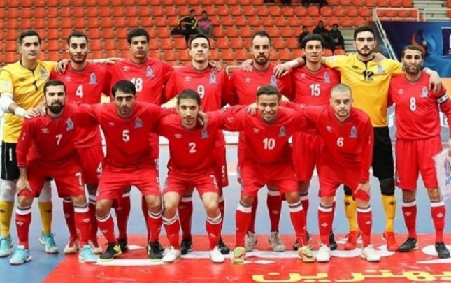 Azərbaycan - İran oyununda 6 qol