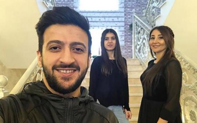 Abbas Bağırovun Gəncədəki villası