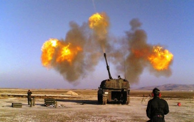 """Türkiyə ordusu terrorçulara """"divan tutmağa"""" davam edir"""