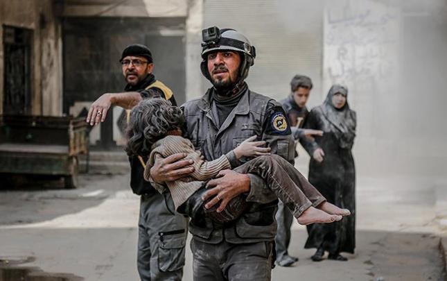 Əsəd rejimi Şərqi Qutanı bombaladı