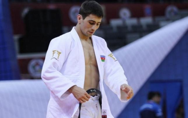 """Rüstəm Orucov """"Böyük dəbilqə""""də gümüş medal qazandı"""