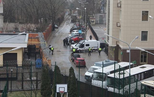 Rusiya Baş konsulluğunda bomba həyəcanı