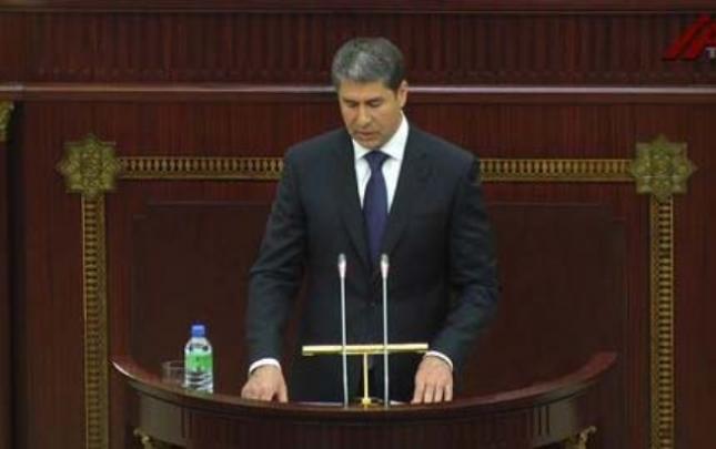 Vilayət Eyvazov Milli Məclisdə hesabat verəcək