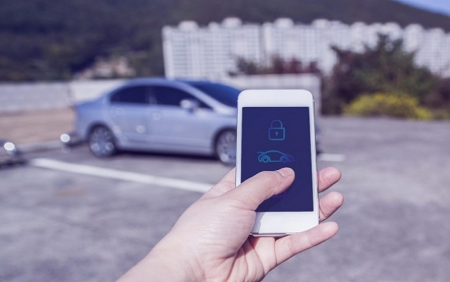 Avtomobilləri smartfonlarla idarə etməkdə yenilik