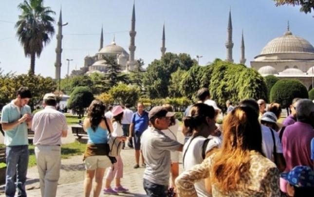 Bu il Türkiyəyə nə qədər azərbaycanlı turist gedib?