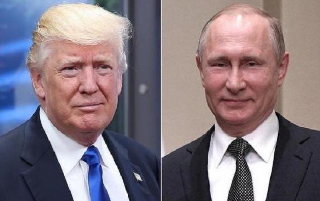 Tramp Putini Vaşinqtona dəvət etdi