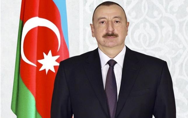 Azərbaycan prezidenti Mahmud Abbası təbrik etdi