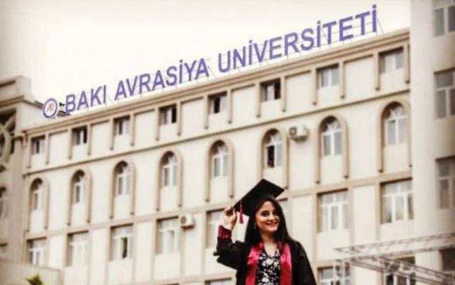 Bakı Avrasiya Universiteti boş qalan plan yerlərinə qəbul elan edir