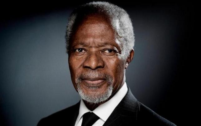 Kofi Annanın vəfatı ilə bağlı matəm elan edildi