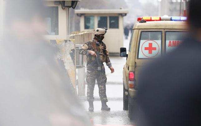 Əfqanıstan bombalandı, 13 dinc sakin öldü