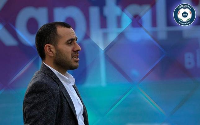 """Ayxan Abbasov """"Sumqayıt""""da"""