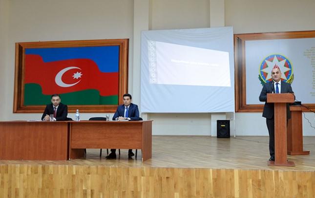 Təhsildə şəffaflığın artırılmasına dair növbəti seminar