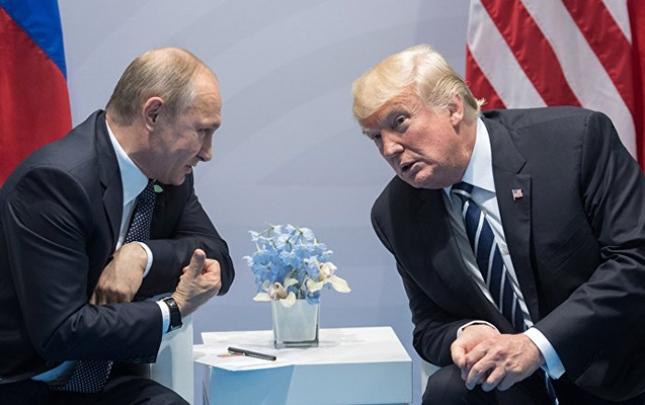 Putinlə Tramp neftin qiymətini müzakirə ediblər