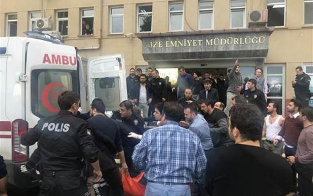 Türkiyədə polis rəisi silahlı hücumda öldürüldü