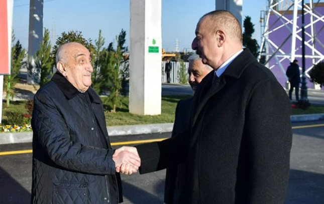 """""""Mən xahiş etdim ki, Xoşbəxt müəllim bura dəvət olunsun"""""""