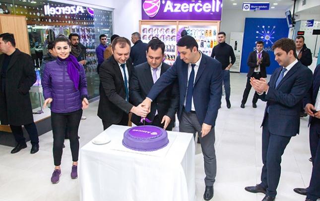 Azercell-in yeni mərkəzi indi Bakı Beynəlxalq Avtovağzalında