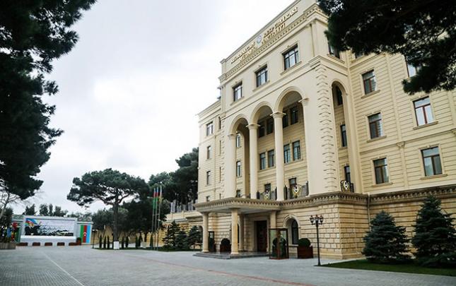 """""""Ermənistan Müdafiə Nazirliyinin yaydığı informasiya yalandır"""""""