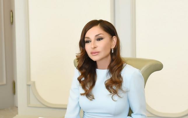 Mehriban Əliyevadan Azərbaycan xalqına