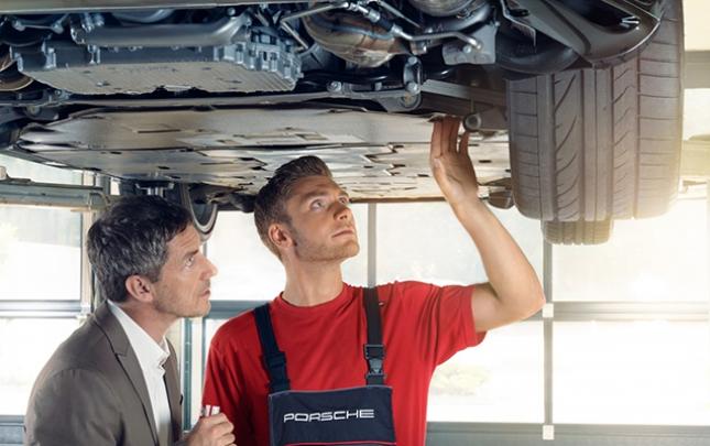 """""""Porsche Servis""""dən bahar təklifi"""