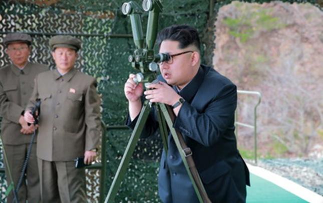 Şimali Koreya yeni taktiki silahlarını sınaqdan keçirib