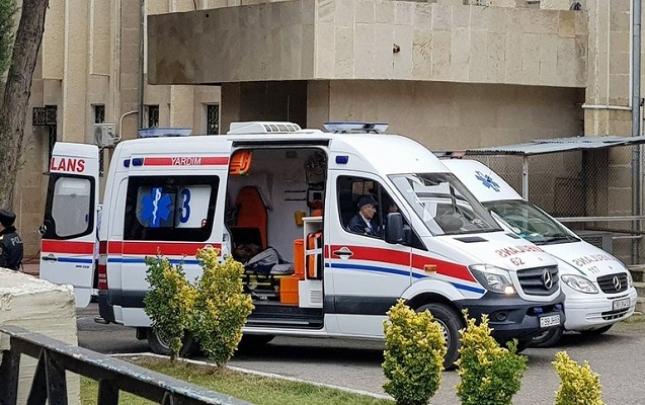 Bakıda avtobus qəzasında xəsarət alanlar evə buraxıldı
