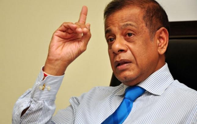Şri-Lankanın Müdafiə Nazirliyində gözlənilən istefa
