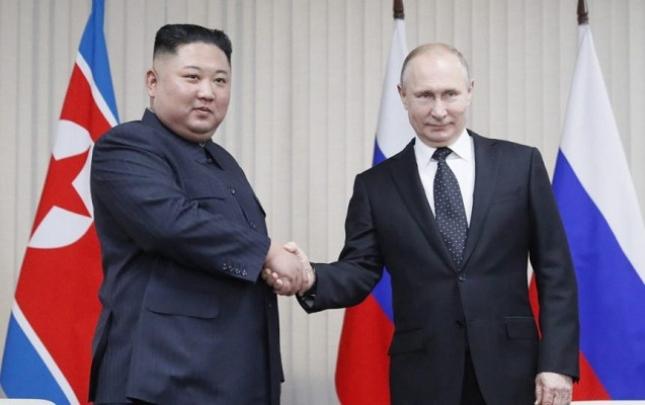 Putin Şimali Koreyaya səfər edəcək