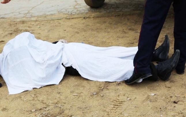Bakıda minik maşınının banında qız meyiti tapıldı