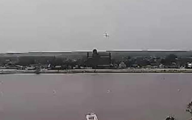 Polşada aviaşouda təyyarə suya düşdü, pilot öldü