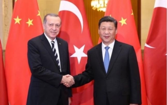 Çin lideri Ərdoğana əməkdaşlığı gücləndirməyi təklif etdi