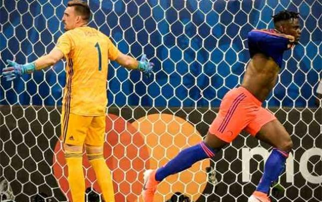 Argentina Kopa Amerikaya məğlubiyyətlə başladı