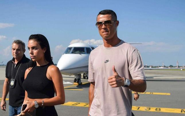 Ronaldo xidmətçiləri sevindirdi
