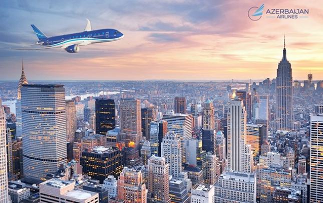 AZAL Nyu-Yorka uçuşları davam etdirəcək