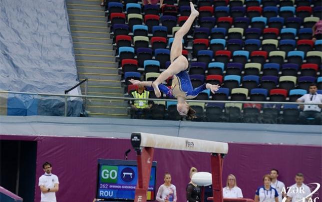 Gimnastika üzrə dünya çempionatı Bakıda keçiriləcək