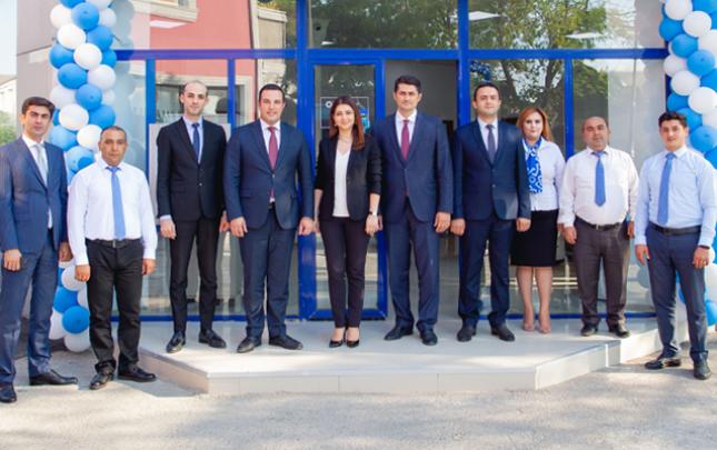 Beynəlxalq Bank Goranboy və Ağstafa  şöbələrini də yenilədi