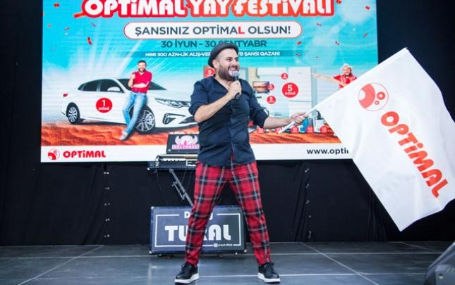 """""""Optimal Yay Festivalı""""nın növbəti konserti Tovuzda"""