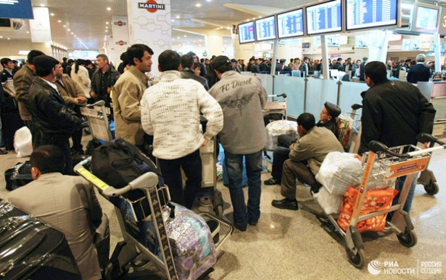 Moskva aeroportlarında 50-dən çox reys baş tutmadı