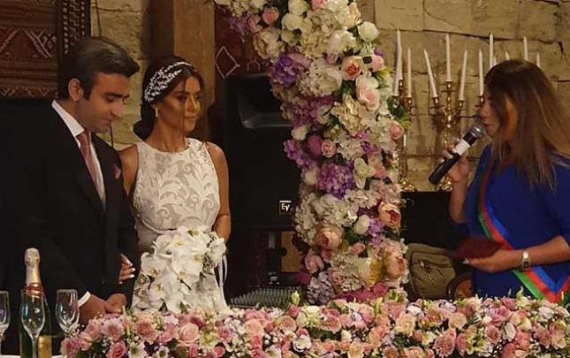 Vaqif Aydınoğlu ikinci dəfə evləndi
