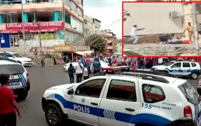 İstanbulda silah səsləri eşidildi