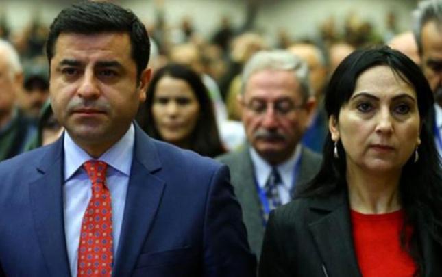 HDP-li keçmiş həmsədrlər haqda həbs qərarı verildi