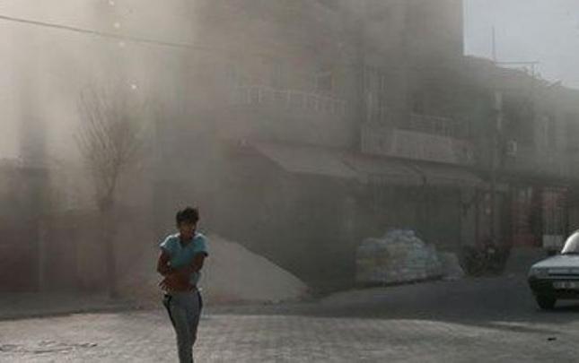 Türkiyəyə hava hücumu oldu