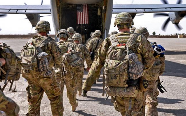 ABŞ ordusu Münbiçi ruslara verdi