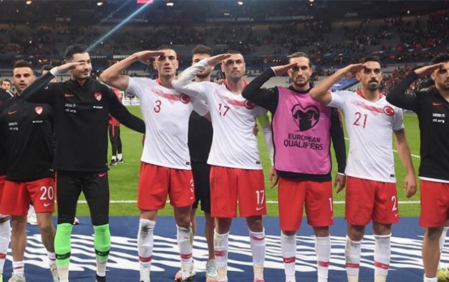 UEFA Türkiyəyə intizam işi açdı