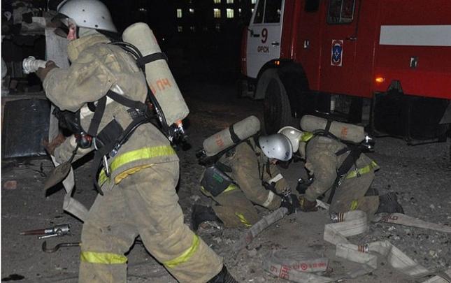 Moskvada uşaq evi yandı, 80 azyaşlı təxliyyə olundu
