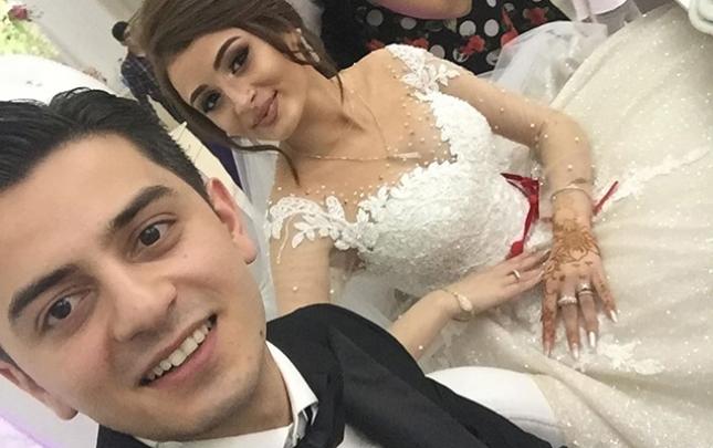 Teatr rəhbəri oğlunu evləndirdi