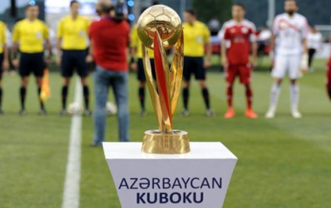 Azərbaycan Kubokunda 1/4 final cütləri müəyyənləşdi