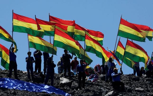 Boliviya bu ölkə ilə diplomatik əlaqələri kəsdi